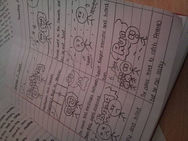 我的功课 ··