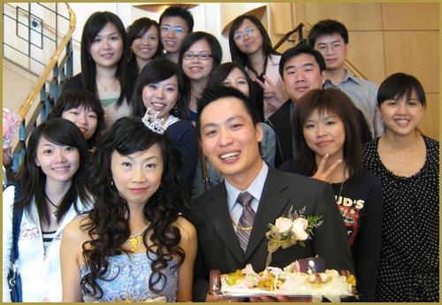 20070416 瓊文姐姐訂婚了!(1)