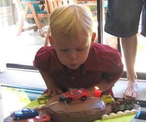 071208 小小Ben的生日派對 (1)