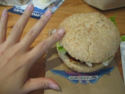 080606 挑戰大漢堡 - Burgerfuel (1)
