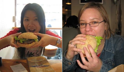 080606 挑戰大漢堡 - Burgerfuel (4)