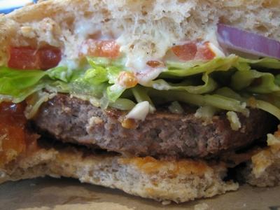 080606 挑戰大漢堡 - Burgerfuel (5)