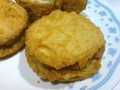 【食記】炸芋泥餅 (1)