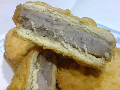 【食記】炸芋泥餅 (2)