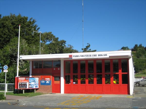 消防局很可愛