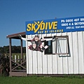 Skydiving的場地