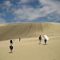 藍天、沙丘、我們、衝浪板!