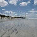 白色沙灘美得好夢幻