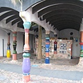 Hundertwasser's Kawakawa Toilets