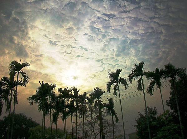 天空(黃昏)