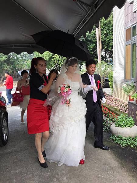 浪漫莊園婚禮