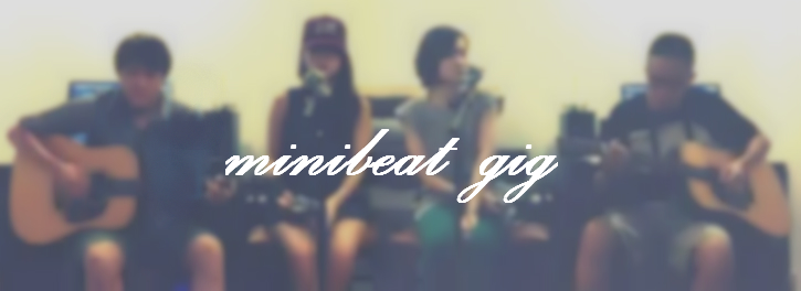 1117minibeat gig