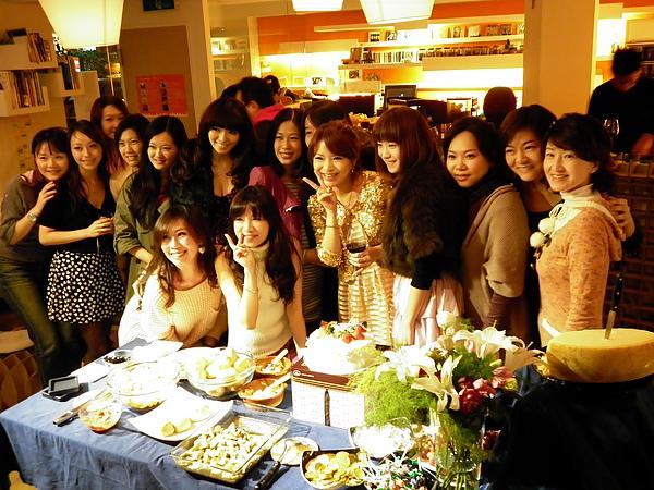 女王與朋友們