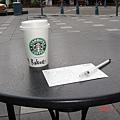 喝杯咖啡 寫張明名信片 ~