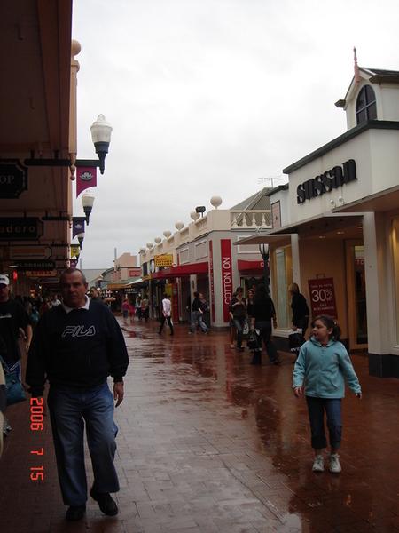 黃金海岸最大的shopping center