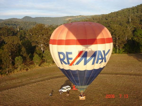 另一個熱氣球