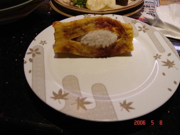 我愛吃蛋壽司 ^^