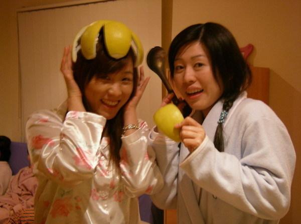 連柚子皮都能玩 ?