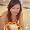 壽星一定要和蛋糕照...
