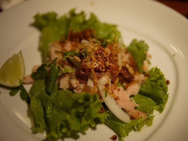 泰市場~生菜蝦鬆