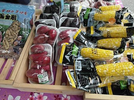致理幸福農學市集-有機蔬果