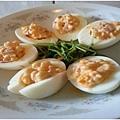 甜玉米蛋沙拉拼盤料理-步驟5