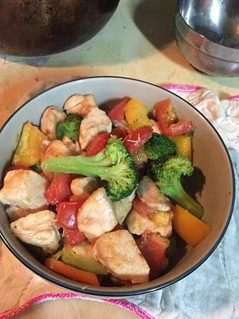 輕食料理9