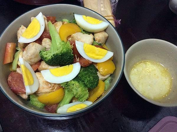 輕食料理A
