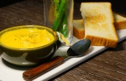 南瓜鮪魚湯