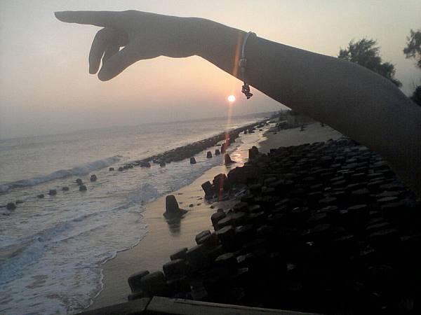 金門島成功海岸