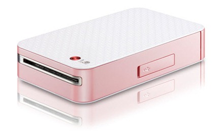 LG-Pocket-Photo-PD221-Pink-Mini-Portable-Photo-Printer-for-Android-Cell-Phone