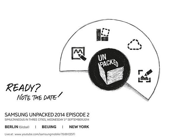 2014-08-31 01_10_46-Samsung Unpacked Episode 2將於9月3日登場!你期待什麼樣的Note 4? _ 阿祥的網路筆記本