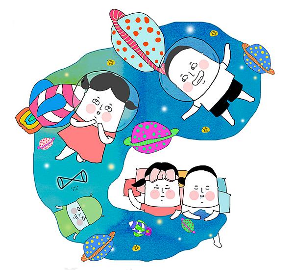 2014-10-20 03_42_25-DREAM BIG 夢。無限大 - Lu's – 奇幻太空夢