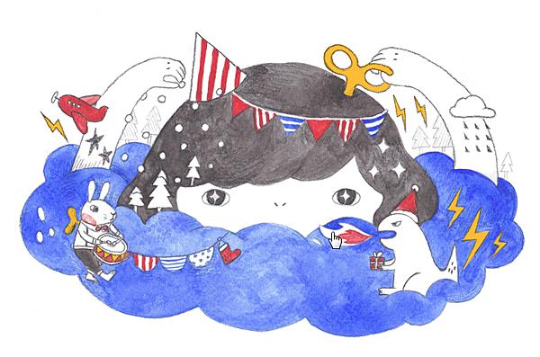 2014-10-20 03_42_00-DREAM BIG 夢。無限大 - 許匡匡 – 轉動夢想發條
