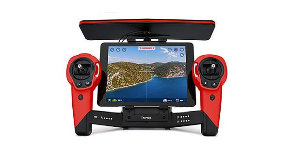 """2015-02-26 23_15_50-Parrot Bebop Drone - 四螺旋槳遙控飛機,高強度輕量級設計- 1400萬像素、支持1080p全高清視頻錄製的""""魚眼"""" 攝像頭- Skycont"""