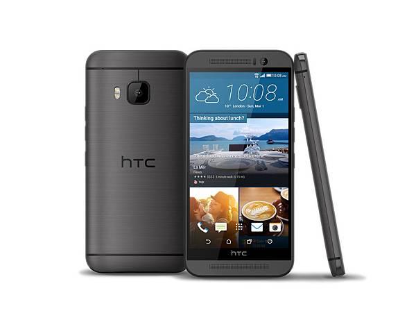 HTC One M9晶絲灰