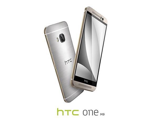 年度旗艦 HTC One M9 於 3 月 21 日台灣全球首發