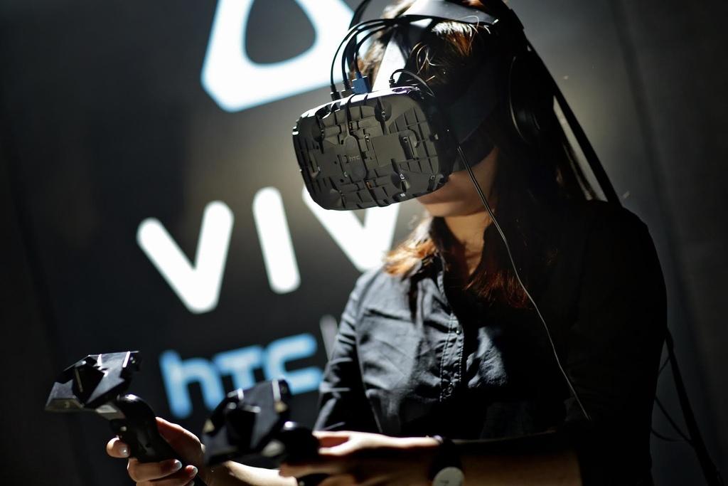 一定要去玩!台灣消費者全球搶先體驗 HTC VIVE 體驗之月!