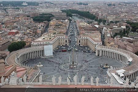 梵蒂岡廣場