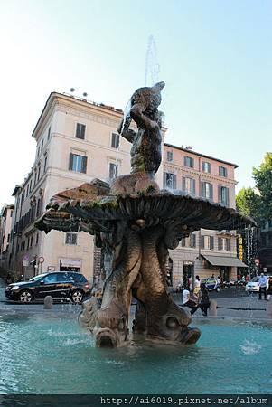 巴貝里尼噴泉