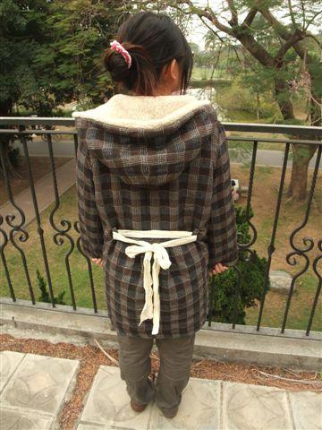 利用腰帶製造有腰身的假象