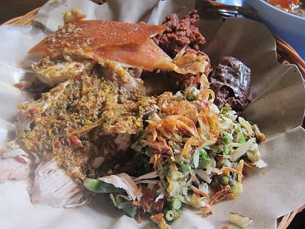 食在烏布-烤豬飯8