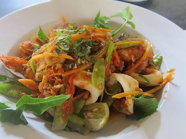 食在烏布-CASA LUNA 月神餐廳11