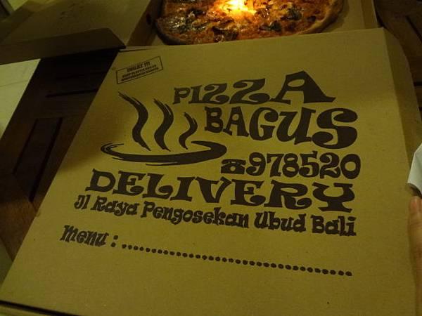食在烏布-PIZZA BAGUS DELIVERY13