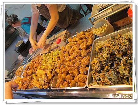 台南佳里素食菜丸2