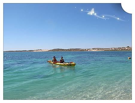 Coral Bay 兩人舟~
