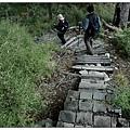 庫哈諾辛山-惡魔階梯下坡.JPG