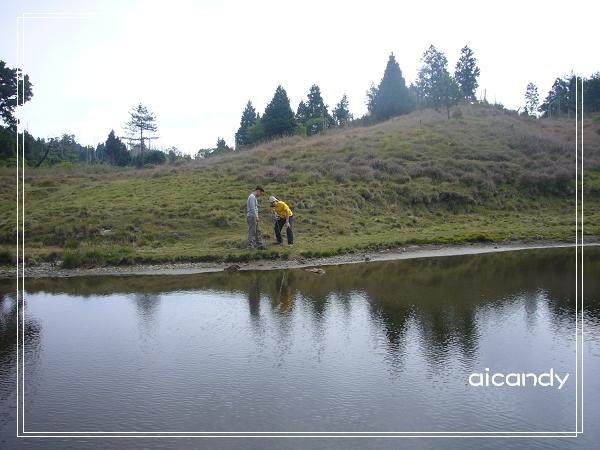 加羅湖-對岸架腳架.jpg