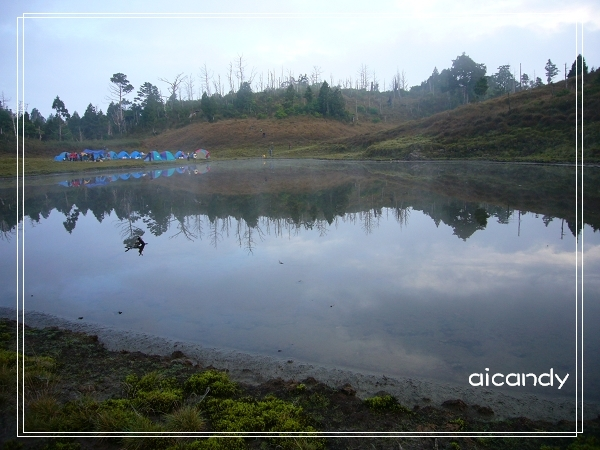 加羅湖-霧氣散氣的湖畔2.jpg