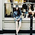 Krystal@Vouge Girl 6月號